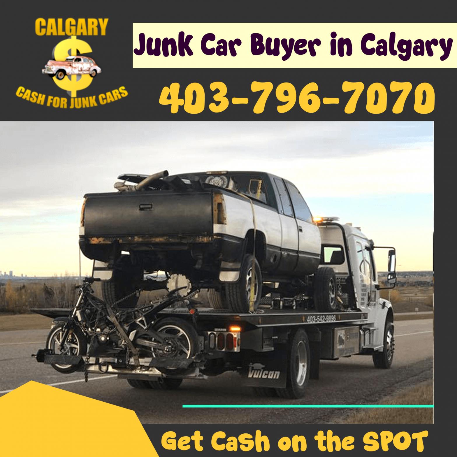 Junk Car Buyer Calgary