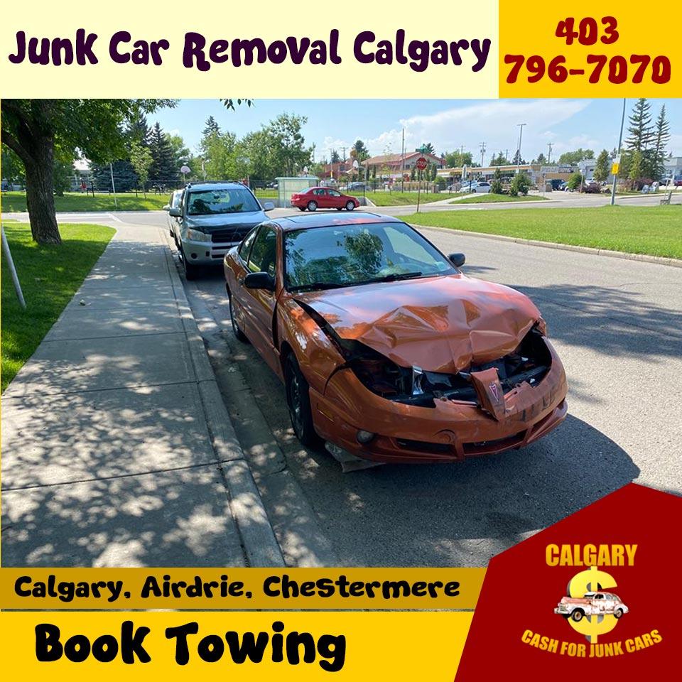 Junk Car Removal Calgary